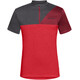 VAUDE Tremalzo IV Shirt Men energetic red